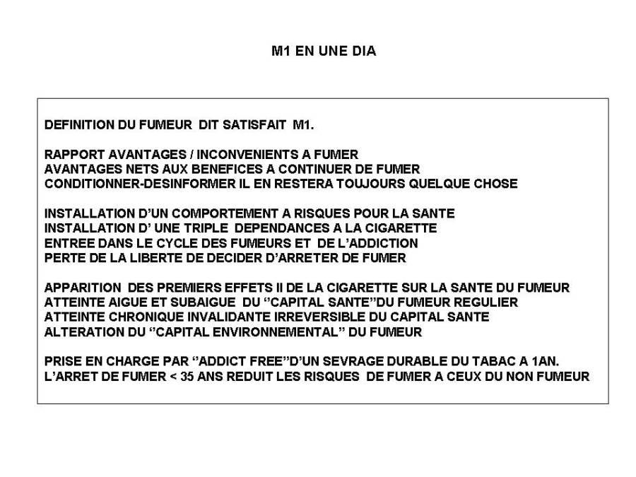 texte pour arreter de fumer